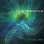 DAVE STEWART / Green and Blue