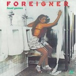 FOREIGNER / Head Games