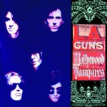 L.A. GUNS / Hollywood Vampires