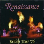 RENAISSANCE / British Tour '76
