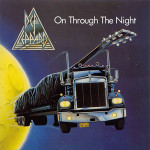 DEF LEPPARD / On Through the Night